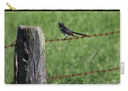 Willie Wagtail Carry-all Pouch