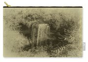 Wolcott Falls Carry-all Pouch by William Norton