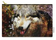 Wolf Art Version 8 Carry-all Pouch