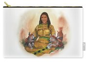 Wolf Clan Mother Carry-all Pouch