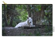 Wolf Greeting Carry-all Pouch