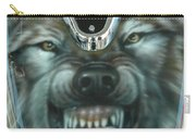 Wolf Motorcycle Gas Tank Carry-all Pouch