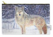 Wolf Of The North Carry-all Pouch