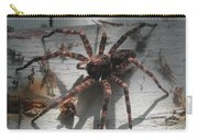 Wolf Spider Sunlight Carry-all Pouch