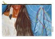 Wolf Woman Carry-all Pouch