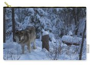 Wolf Wonderland Carry-all Pouch