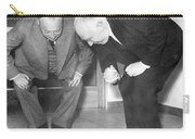 Wolfgang Pauli And Niels Bohr Carry-all Pouch