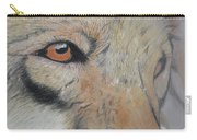 Wolf's Gaze Carry-all Pouch
