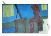 Woman After Bathing Carry-all Pouch