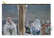 Woman Behold Thy Son Carry-all Pouch by Tissot