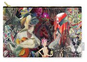 Woman In Love Carry-all Pouch