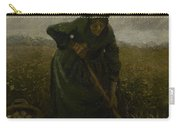 Woman Lifting Potatoes Nuenen, July - August 1885 Vincent Van Gogh 1853 - 1890 Carry-all Pouch