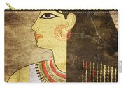Woman Of Ancient Egypt Carry-all Pouch