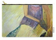 Woman Of Wheat Carry-all Pouch