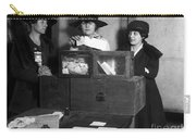 Women Voting, C1917 Carry-all Pouch