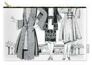 Womens Fashion, 1926 Carry-all Pouch