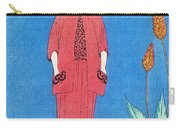 Womens Fashion, George Barbier, 1921 Carry-all Pouch