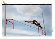 Womens Pole Vault Carry-all Pouch