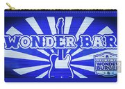 Wonder Bar - Sign Carry-all Pouch