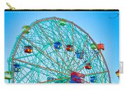 Wonder Wheel Amusement Park 1 Carry-all Pouch