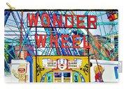 Wonder Wheel Amusement Park 10 Carry-all Pouch