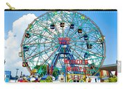 Wonder Wheel Amusement Park 6 Carry-all Pouch