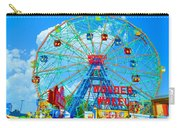 Wonder Wheel Amusement Park 7 Carry-all Pouch