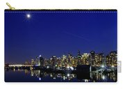 Wonderful Autumn Night In Port Vancouver Carry-all Pouch