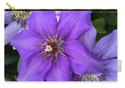 Wonderful Climatis Carry-all Pouch