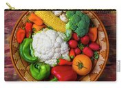 Wonderful Fresh Vegetables Carry-all Pouch