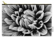Wonderful Graphic Dahlia Carry-all Pouch