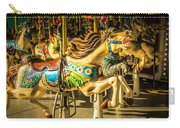 Wonderful Horse Ride Carry-all Pouch