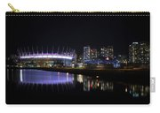 Wonderful Night Of False Creek View With Bc Place. Carry-all Pouch