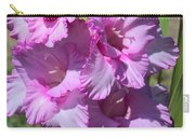 Wonderful Pink Gladiolus Carry-all Pouch