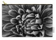 Wonderful Tones Dramantic Dahlia Carry-all Pouch