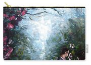 Wonderland Carry-all Pouch by Harsh Malik