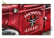 Wong's Garage Carry-all Pouch