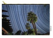 Wonky Star Trails Carry-all Pouch