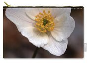 Wood Anemone 1 Carry-all Pouch
