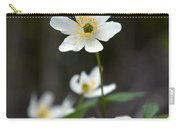 Wood Anemone  Carry-all Pouch