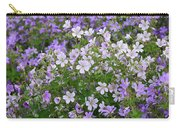 Wood Cranesbill Field Carry-all Pouch