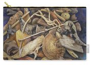 Wood Creatures Carry-all Pouch