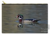 Wood Duck - Male Carry-all Pouch