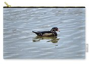 Wood Duck 2 Carry-all Pouch