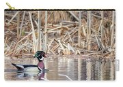 Wood Duck Drake 2018 Carry-all Pouch