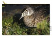 Wood Duck Female Carry-all Pouch