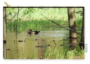 Wood Duck Mates Carry-all Pouch