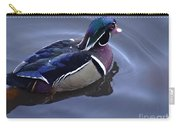 Wood Duck On The Delaware - 06 Carry-all Pouch