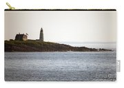 Wood Island Lighthouse 2 Carry-all Pouch