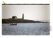 Wood Island Lighthouse 3 Carry-all Pouch